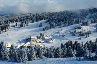 горнолыжные курорты Турции, отдых зимой с детьми