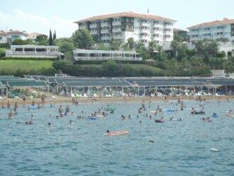 курорт Сиде Турция, купить тур в Турцию, отдых с детьми в Сиде