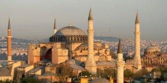 достопримечательности Турции, что посмотреть в Турции, Базилика Святой Софии